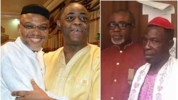 Tserewar Kanu: Kotun tarayya ta amince da gurfnar da tsohon minista da sanatan PDP