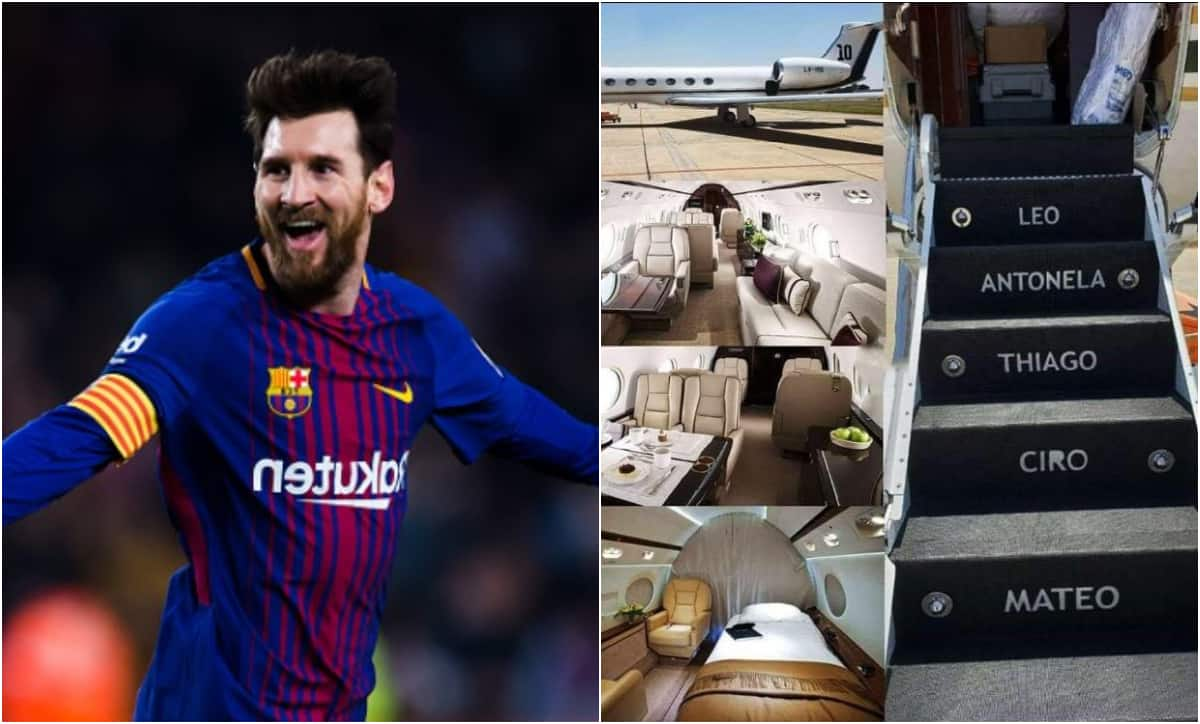 Image result for Lionel Messi Acquires A New Private Jet Reportedly Worth $15 Million