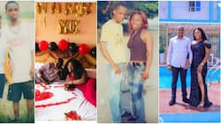 Couple who have been dating since 1999 light up social media with pre-wedding and throwback photos, many react to their transformation