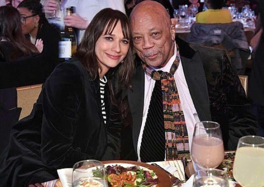 Quincy Jones daughter