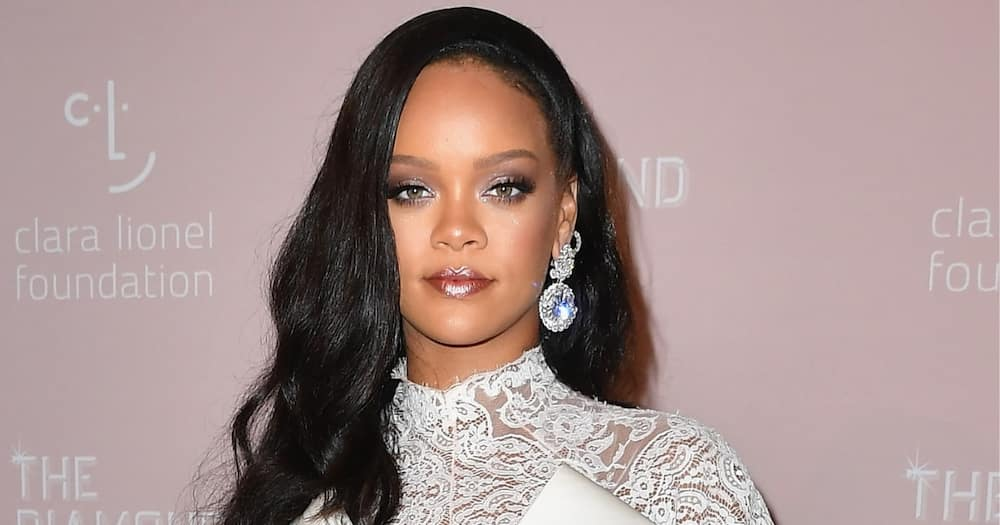Rihanna attends anti racism protest to stop abuse against Asians in the US