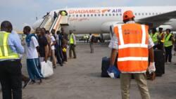 NEMA receives 153 Nigerians stranded in Libya