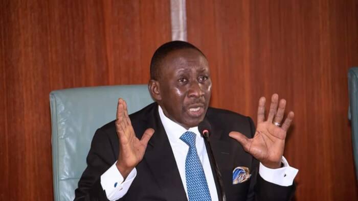 Anambra election: NSA Monguno issues strong warning to IPOB members