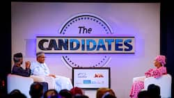 I don't want to handle corruption in a military way - Buhari
