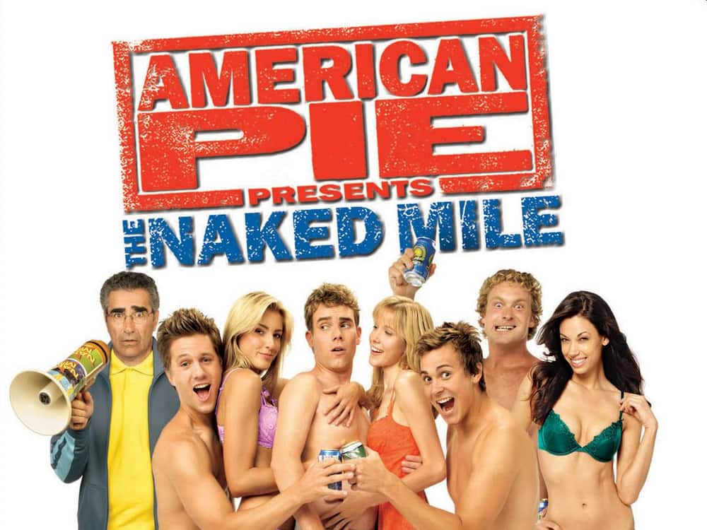 how many american pie movies are there