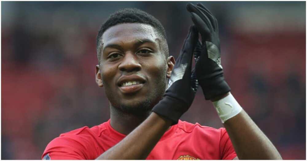 Timothy Fosu-Mensah: Pogba and Bailly say goodbye to leaving Man United star