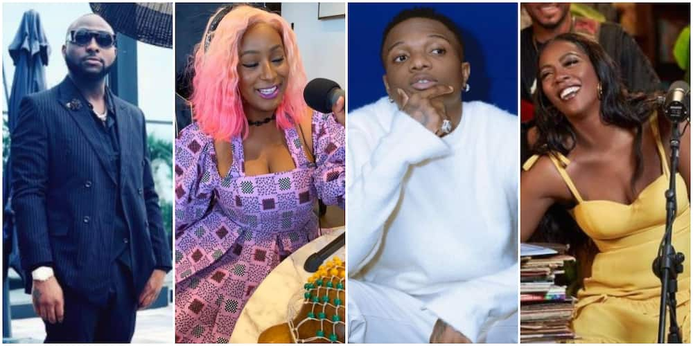 10 Nigerian musicians who have dropped albums so far this year