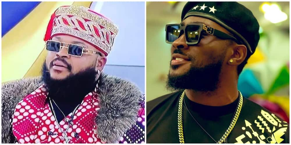 BBNaija: Pere rules out Whitemoney as possible winner