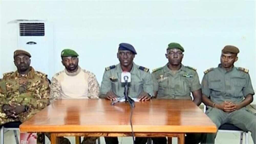 Za a aiƙe da Boubacar Keita zuwa Senegal - Soji
