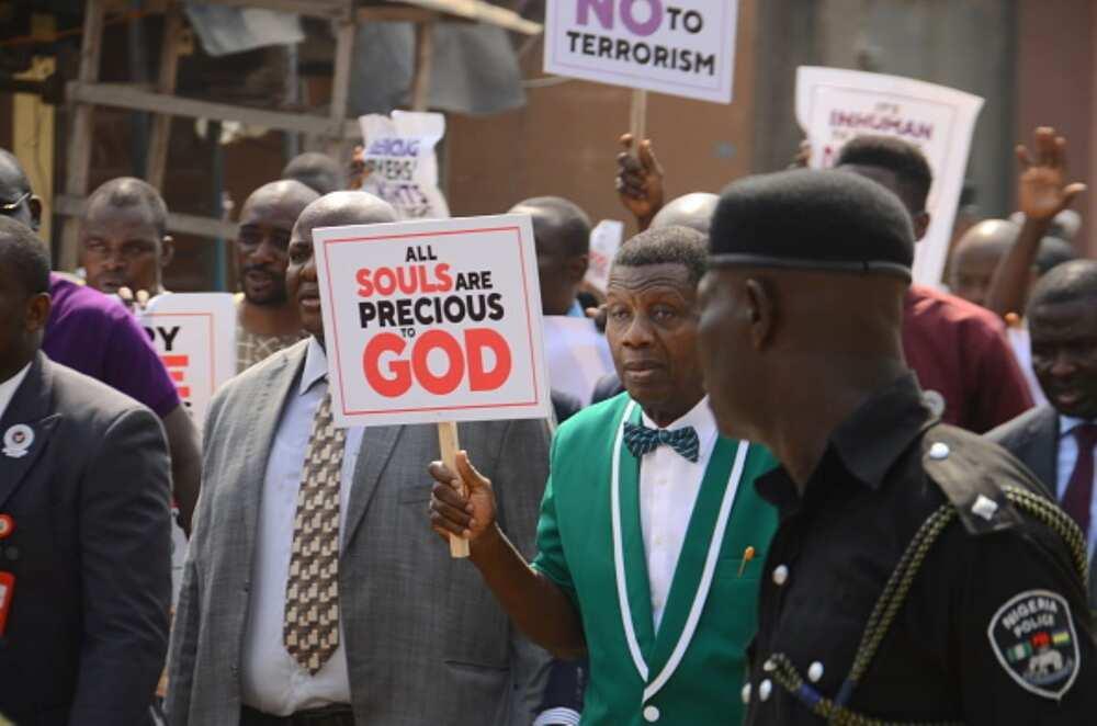 Adeboye, Oyedepo others to lead 2 million man interdenominational prayer day for Nigeria