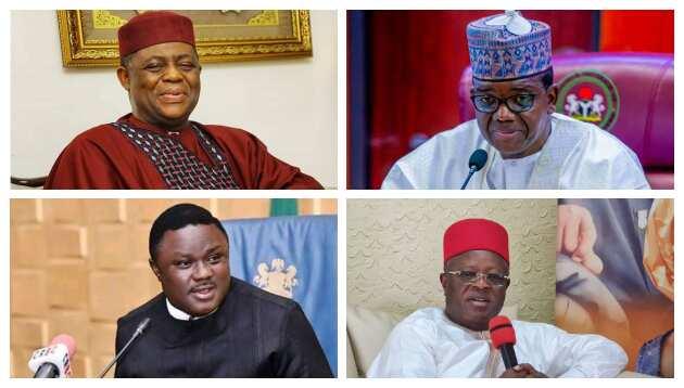 Fani-Kayode, Matawalle, Ayade and umahi