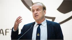 Coach Gernot Rohr laments Super Eagles' challenging situation ahead of crucial Cape Verde clash
