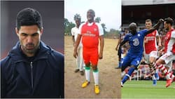 Former Nigerian Senator trolls Arsenal, claims Gunners have signed him as new striker