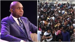 After losing elections, Kingsley Moghalu blasts Nigerian youths, says they are a disappointment