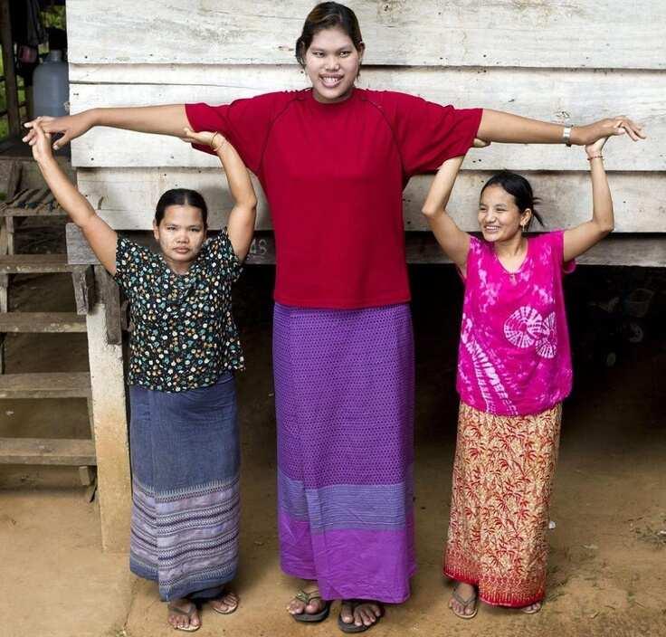 Qui sont les femmes les plus grandes du monde et de tous les temps?