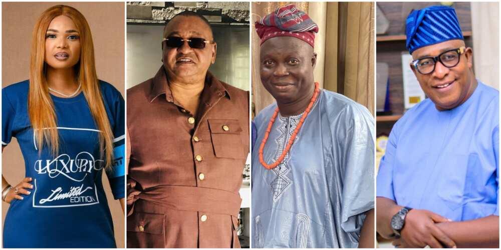 Iyabo Ojo apologises to TAMPAN elders.
