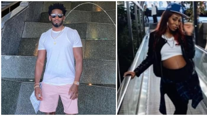 Mixed reactions as Teebillz announces arrival of his 4th child with current girlfriend