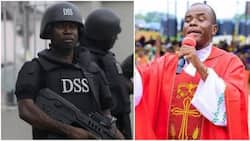 Confusion as Father Mbaka reportedly goes missing, DSS reacts