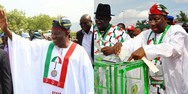 Former President Jonathan, Diri canvass for electronic voting to curb thuggery