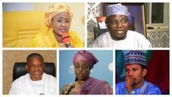 Aisha Buhari vs Garba Shehu and other top political scandals of 2019