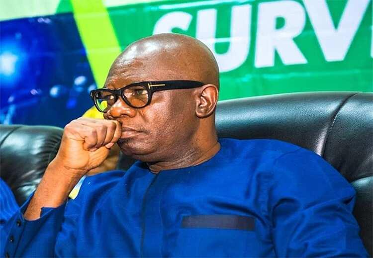 Why I won't resign - Ondo deputy governor Ajayi declares