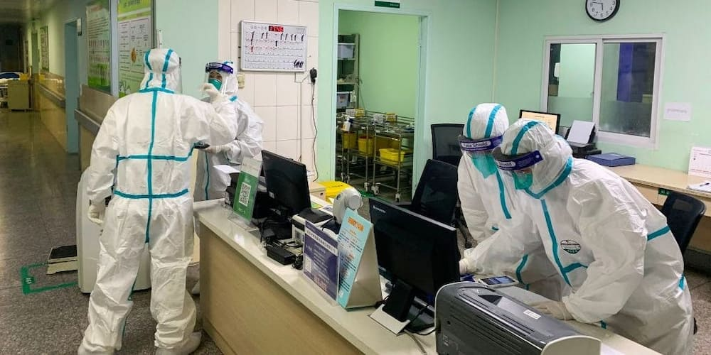 Drama as Coronavirus patient attempts to escape Lagos isolation centre