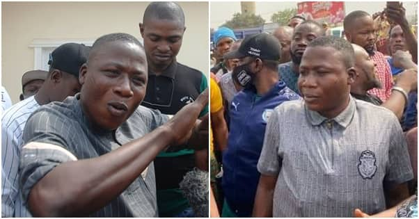 My House Has Been Surrounded by Soldiers, Sunday Igboho Alleges