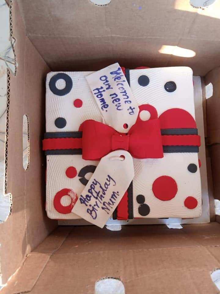Kenyan woman gifts mum beautiful bungalow as birthday gift