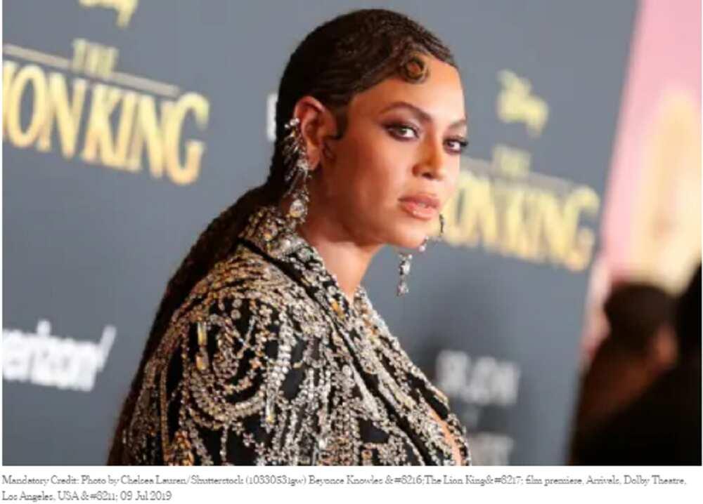 Barayi Sun Yi Wa Beyonce Satar Kayayakin Da Kuɗinsu Ya Kai Dala Miliyan Ɗaya