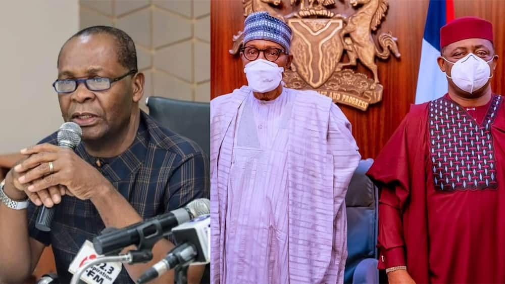Lagos APC Chieftain, Igbokwe, Laments over Buhari's Acceptance of Fani-Kayode to Ruling Party