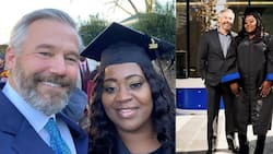43-year-old single mother who drives taxi for a living graduates after passenger paid her school fees