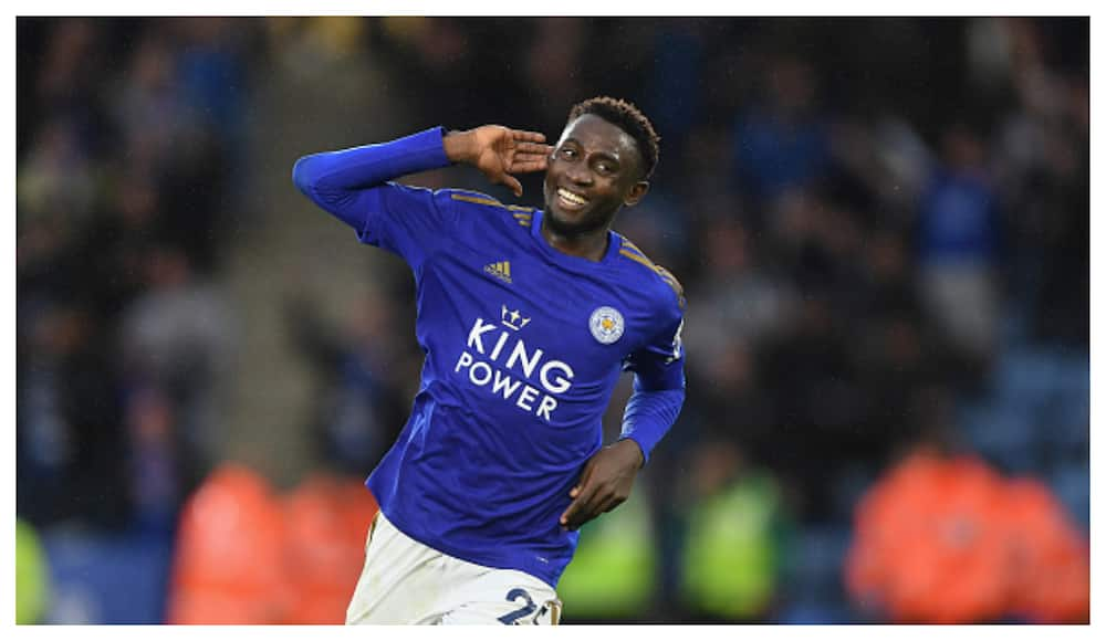 Super Eagles Star Ndidi Sends Strong Message To Man United Ahead Of Premier League Clash