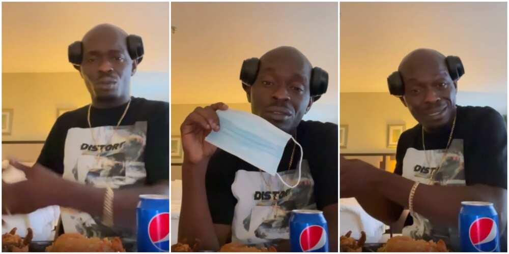 Comedian Mr Jollof calls out Eko Hotel