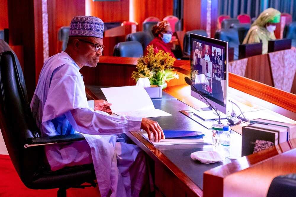 Nigerians react to President Buhari's New Year broadcast