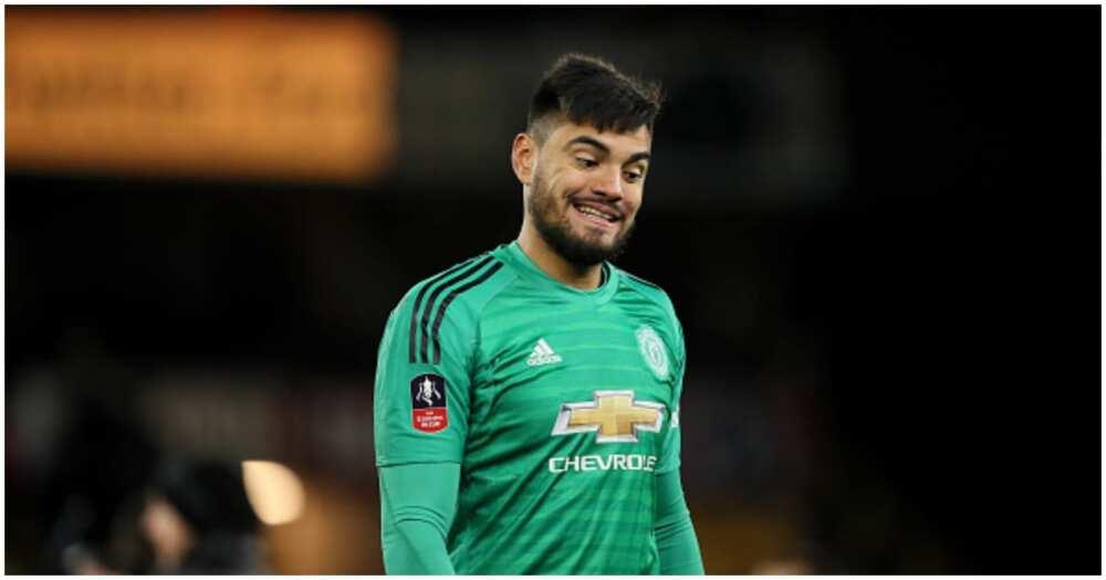 Solskjaer recalls embattled Man United star into his squad to put pressure on De Gea