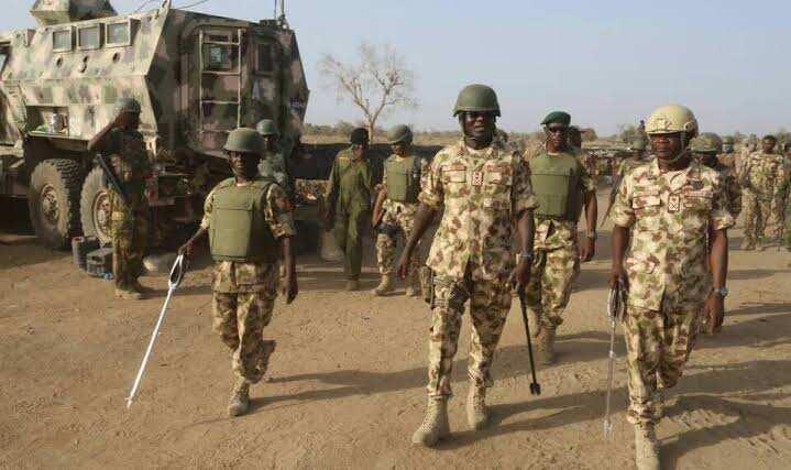 Boko Haram ta yiwa sojoji kwantan bauna