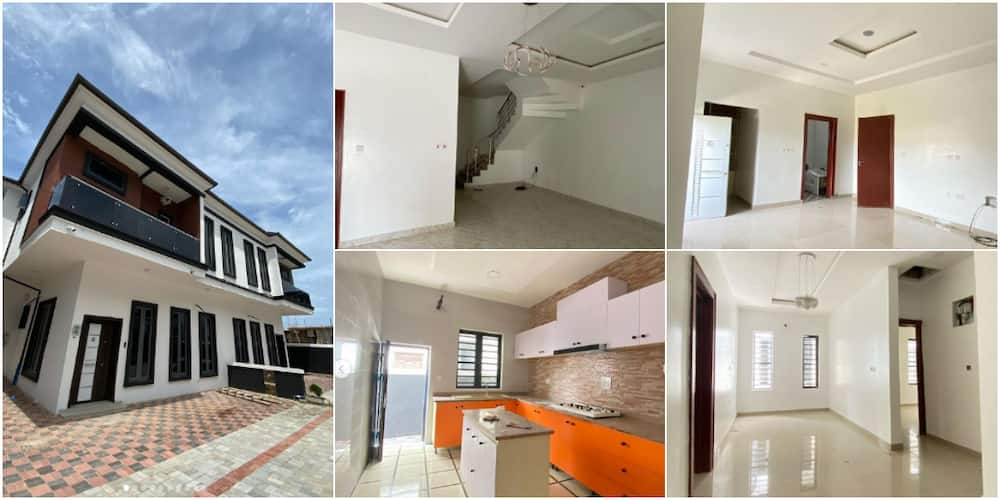 Adorable photos show interior of palatial 4-bedroom apartment selling for N65m