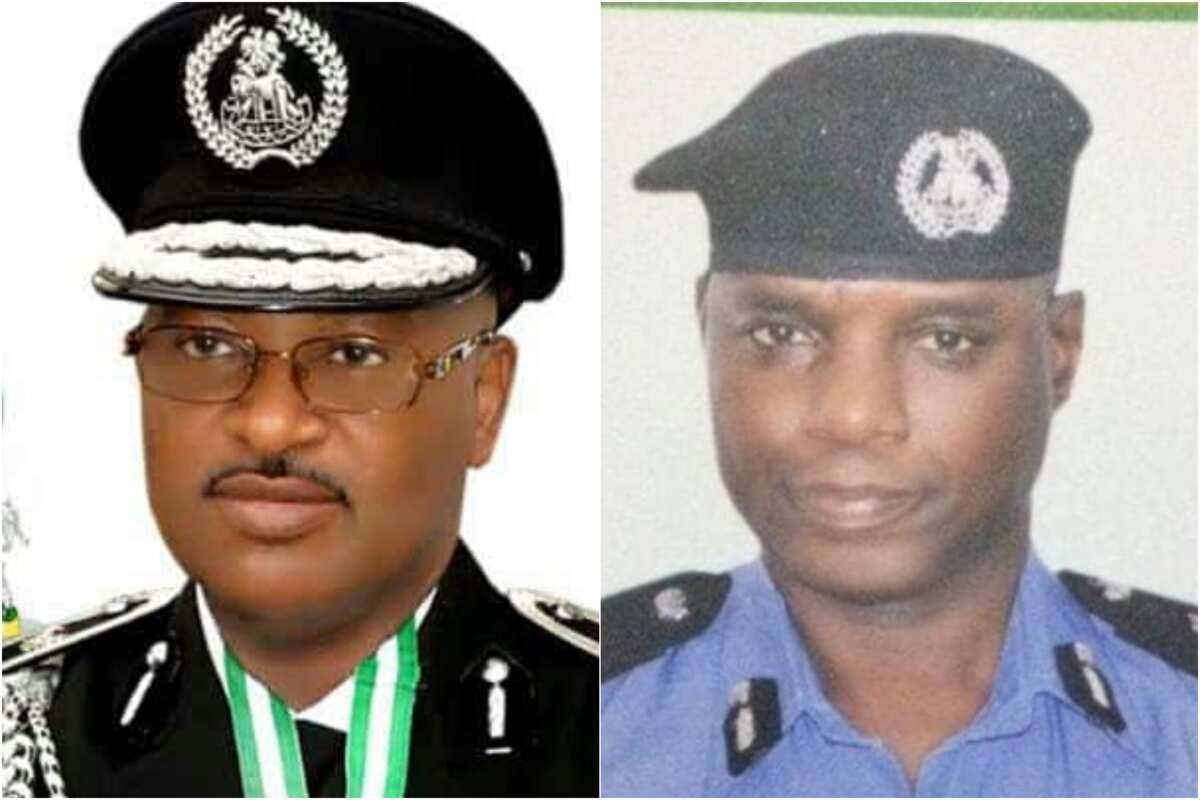 Breaking: Enugu state CP Balarabe removed, Abdulrahman takes over - Legit.ng