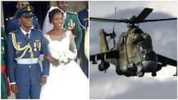 Pilot in command Perowei Jacob who died in the Air Force plane crash got married 3 weeks ago