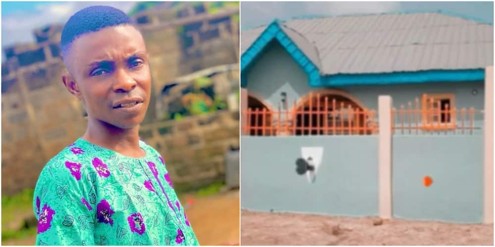 Actor Sisi Quadri becomes a house owner
