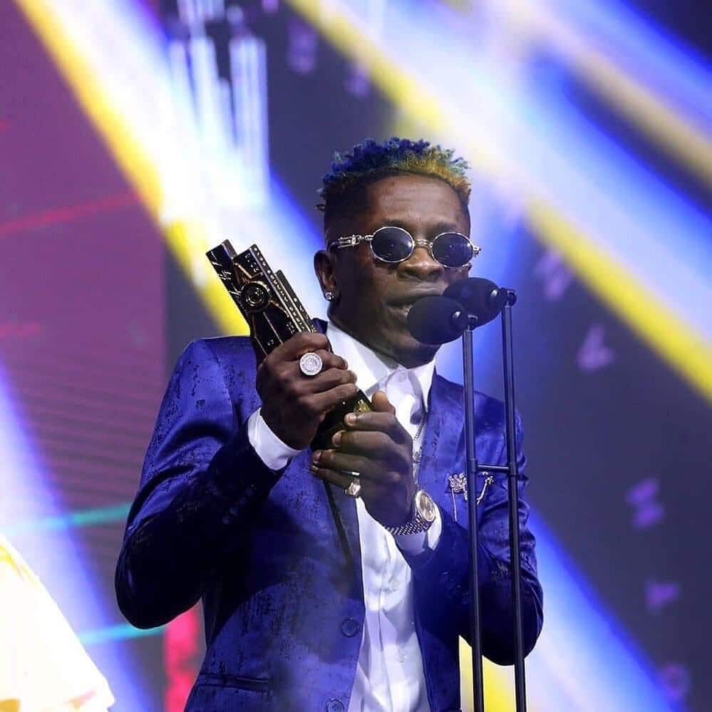 Shatta Wale - Time No Dey reactions