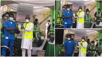 COVID-19: FG reveals why unvaccinated Nigerians may be barred from government facilities