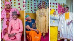 Hotunan 'Pre-wedding' din Jaruma Adamar Kamaye da wani Matashi suna yawo