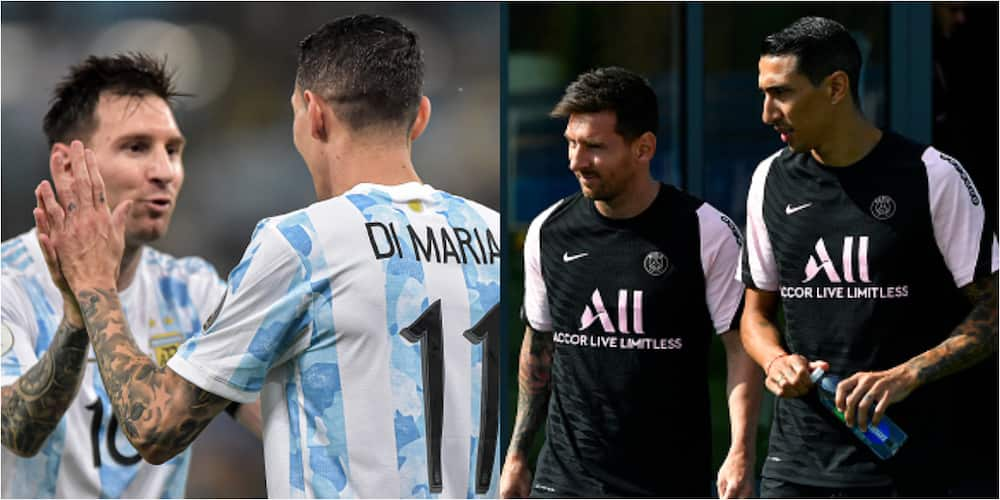 PSG Star Throws Shade At Ronaldo, Reveals Reason Club Decided to Sign Messi Ahead of the Portuguese