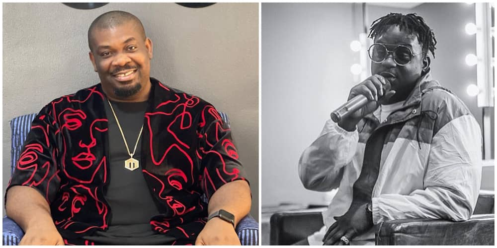 I Sent DMs to Wande Coal Begging Him to Come Back, Don Jazzy Reveals in New Interview