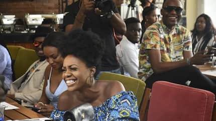 Don Jazzy, Timi Dakolo, Gideon Okeke, Shade Ladipo, Laura Ikeji, others attend the unveiling brunch of the 2018 Miss Nigeria finalists