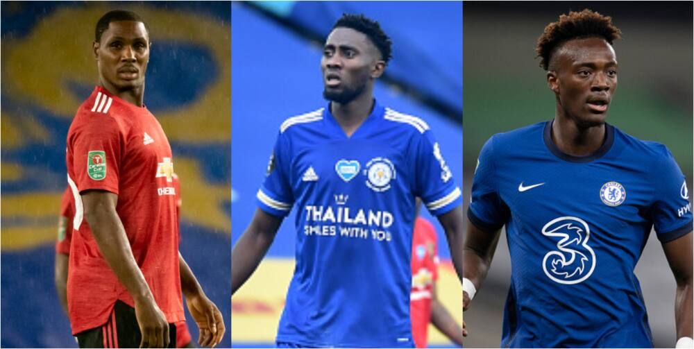 Odion Ighalo, Ndidi, Abraham, EPL League stars to support victims of EndSARS protests