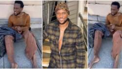 I hope it's a skit: BBNaija's Ike raises alarm over disturbing video of Omashola days after cryptic post