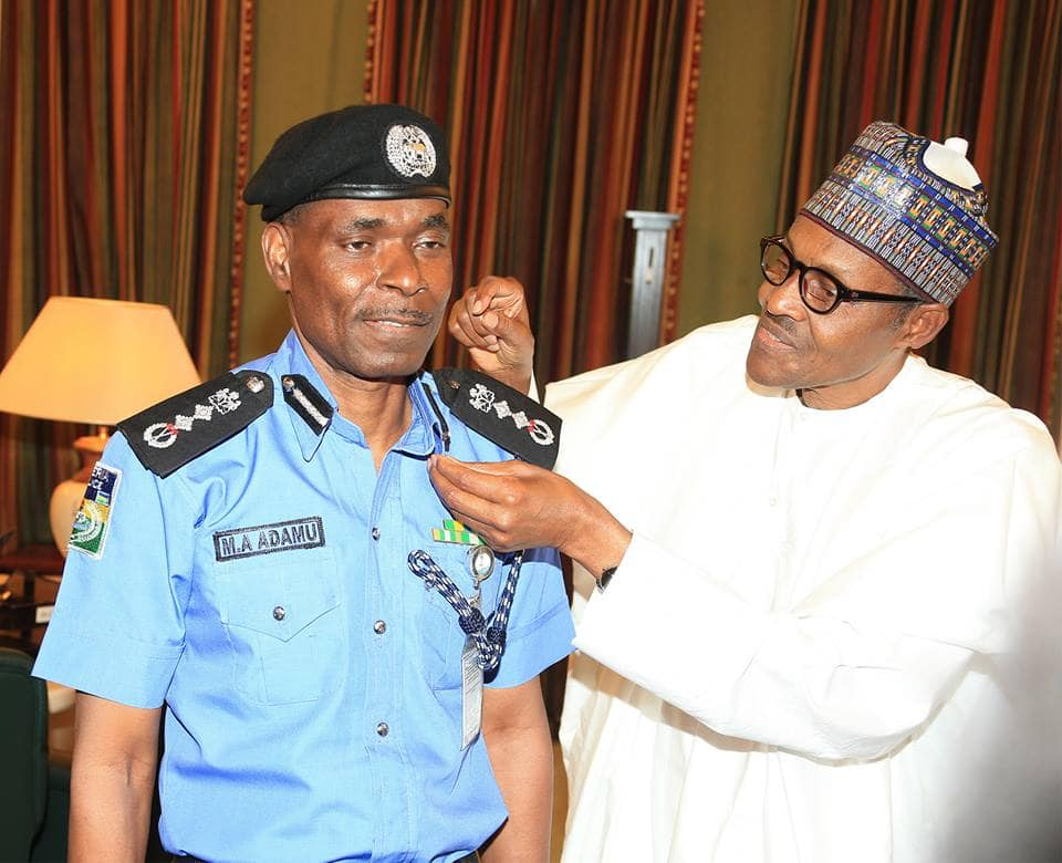 Community policing: Presidency unveils new security architecture