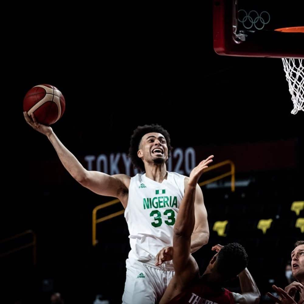 Heartbreak as Nigeria's D'Tigers suffer 2nd straight Tokyo 2020 defeat to Germany